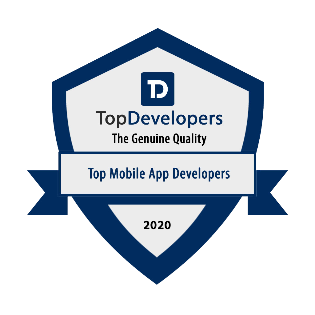 Top Mobile App Developers - Badge of Recognition