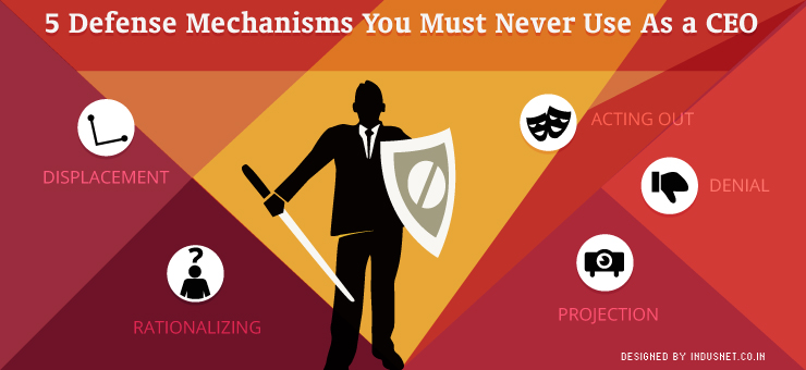 5 Defense Mechanisms You Must Never Use As A CEO Indus Net