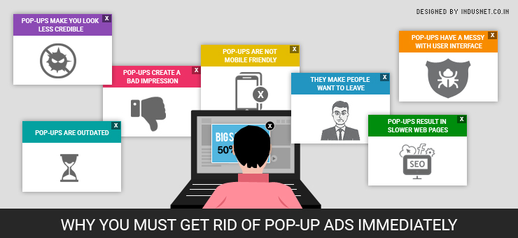 How to get rid of pop up ads