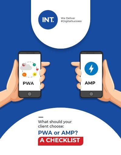 What should your client choose: PWA VS. AMP?