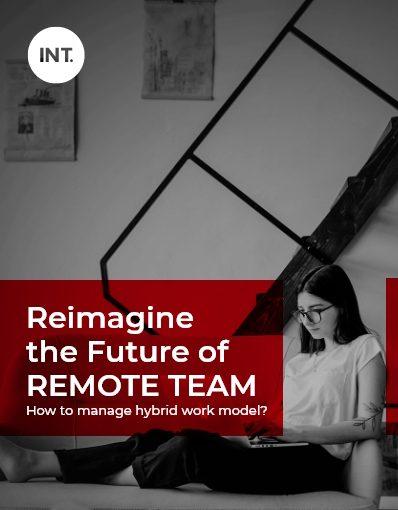 Reimagine The Future Of Remote Team