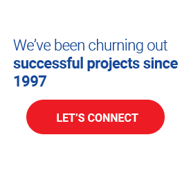 We've Been Churning Out Successful Projects Since 1997