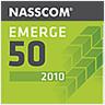 Nasscom Emerge50 in 2010