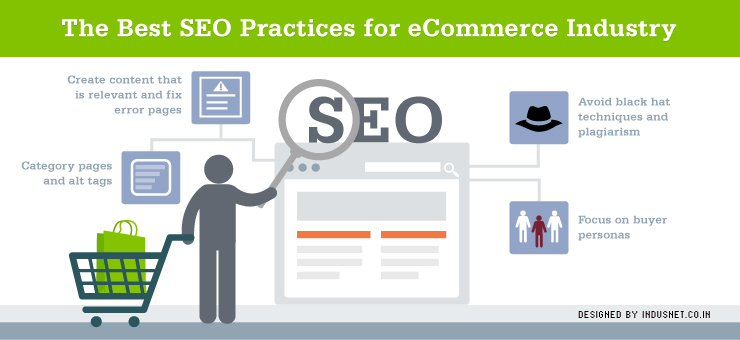 The Best SEO Practices for eCommerce Industry