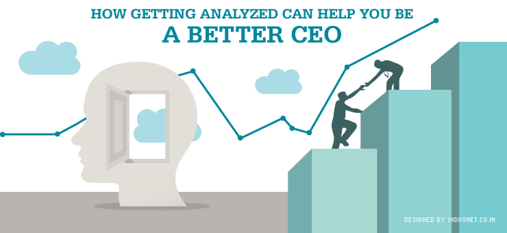 How Getting Analyzed Can Help You Be a Better CEO