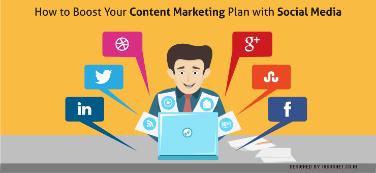 How to Boost Your Content Marketing Plan with Social Media