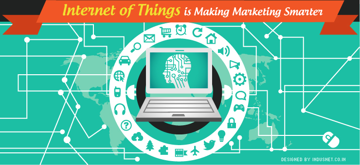 Internet of Things is Making Marketing Smarter