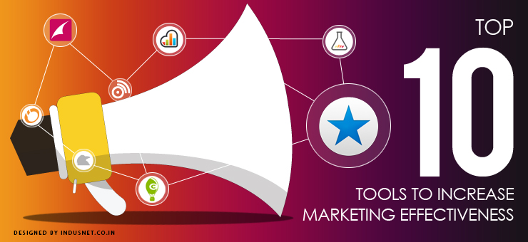 Top Ten Tools to Increase Marketing Effectiveness