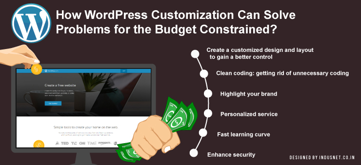 How WordPress Customization Can Solve Problems for the Budget Constrained?